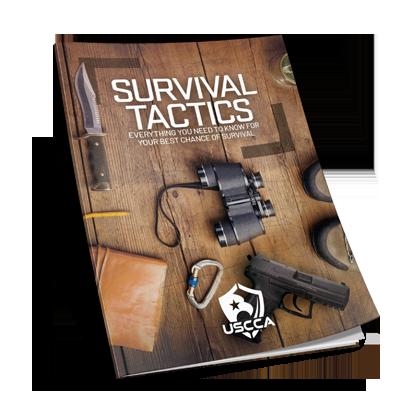 USCCA 23 Proven Strategies Survival Tactics