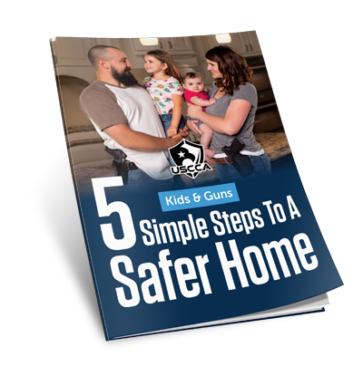 USCCA 5 Simple Steps To A Safer Home