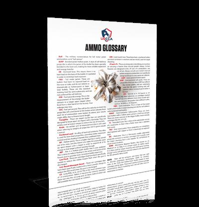 USCCA Ammo Glossary
