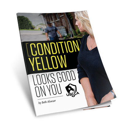 USCCA Condition Yellow Looks Good On You