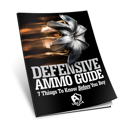 USCCA Defensive Ammo Guide