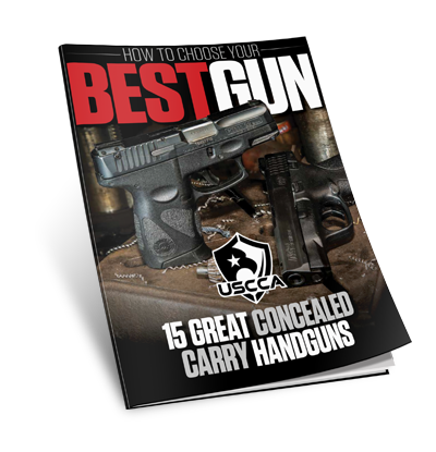 USCCA How To Choose Your Best Gun