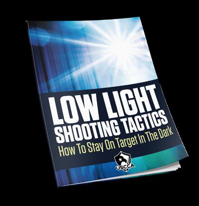 USCCA Low Light Shooting Tactics