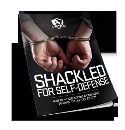 USCCA Shackled For Self Defense