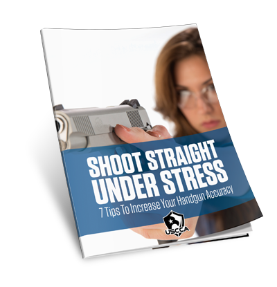 USCCA Shoot Straight Under Stress
