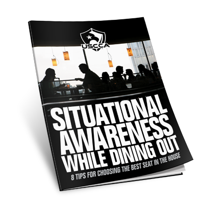 USCCA Situational Awareness While Dining Out