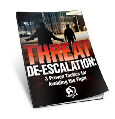 USCCA Threat DeEscalation