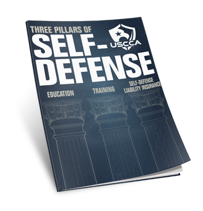 USCCA Three Pillars Of Self Defense