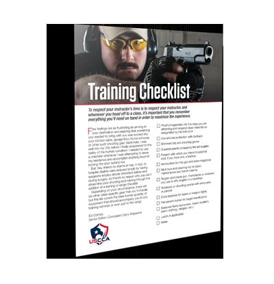 USCCA_TrainingChecklist