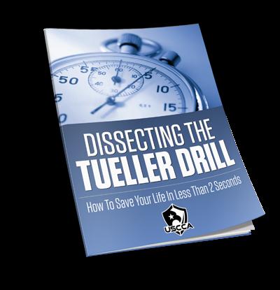 USCCA Tueller Drill