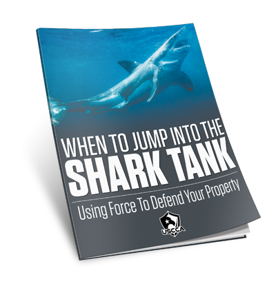 USCCA When to Jump into the Shark Tank