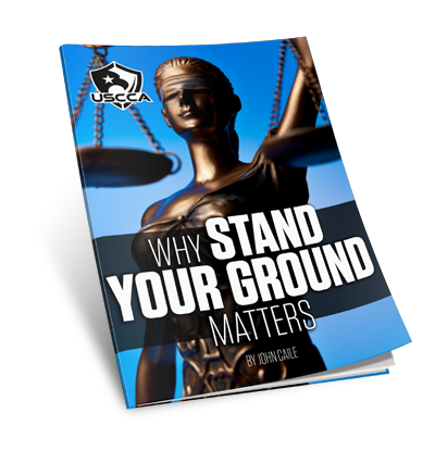 USCCA Why Stand Your Ground Matters