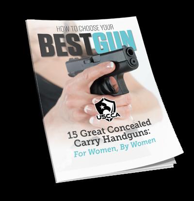 USCCA Womens Gun Guide